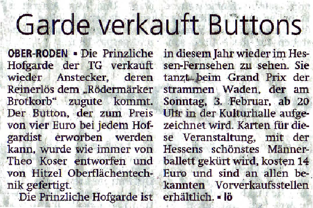 16.01.2013 Offenbach Post